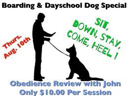 Molly's Boarding and Day School Special