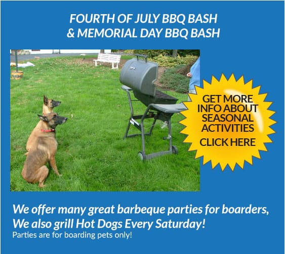 FOURTH OF JULY BBQ BASH & MEMORIAL DAY BBQ BASH